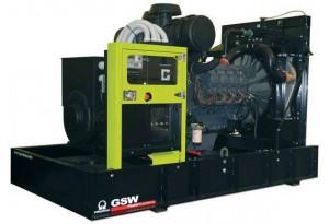 Дизельный генератор Pramac GSW 755 DO