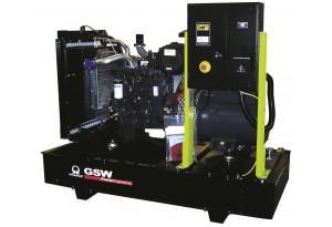 Дизельный генератор Pramac GSW 80 I