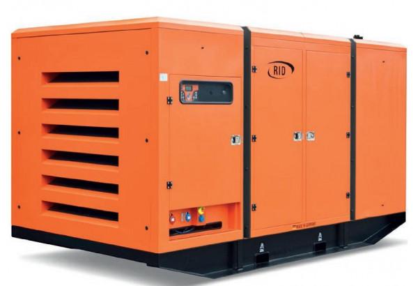 Дизельный генератор RID 1000 E-SERIES S с АВР