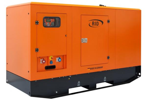 Дизельный генератор RID 130 B-SERIES S с АВР