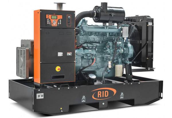 Дизельный генератор RID 130 B-SERIES с АВР