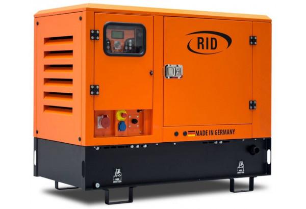 Дизельный генератор RID 20 E-SERIES S с АВР