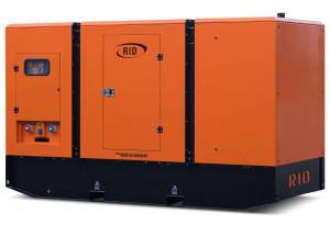 Дизельный генератор RID 250 B-SERIES S с АВР