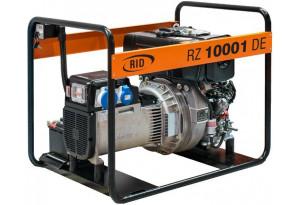 Дизельный генератор RID RZ 10000 DE