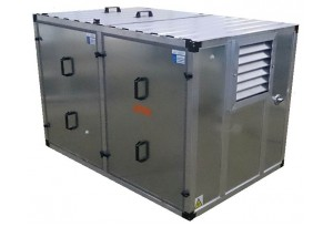 Дизельный генератор RID RZ 7000 DE в контейнере с АВР