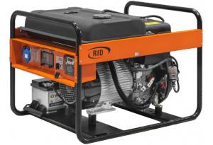 Дизельный генератор RID RZ 7000 DE