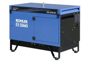 Дизельный генератор SDMO DIESEL 15000 TA SILENCE AVR