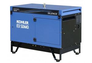 Дизельный генератор SDMO DIESEL 15000 TA SILENCE