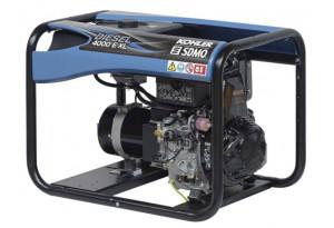 Дизельный генератор SDMO DIESEL 4000 E XL EXPORT