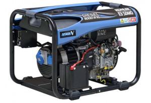 Дизельный генератор SDMO DIESEL 6000 A XL C5