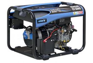 Дизельный генератор SDMO DIESEL 6000 E XL C5