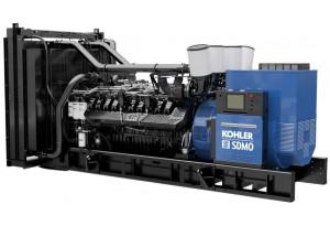 Дизельный генератор SDMO KD1250-F