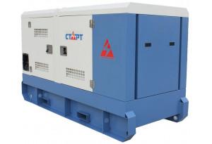 Дизельный генератор Старт АД 150-Т400 в кожухе с АВР