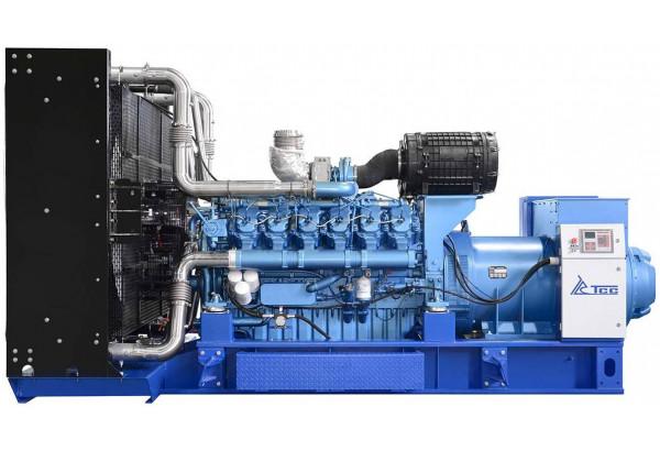 Дизельный генератор ТСС АД-1000С-Т400-1РМ9 с АВР