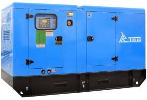 Дизельный генератор ТСС АД-100С-Т400-1РКМ5 с АВР