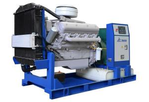 Дизельный генератор ТСС АД-150С-Т400-1РМ2 с АВР