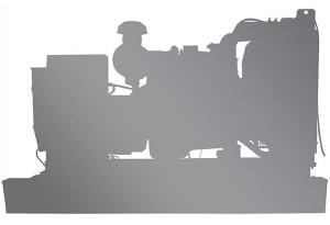 Дизельный генератор ТСС АД-500С-Т400-1РМ16