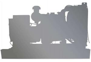 Дизельный генератор ТСС АД-550С-Т400-1РМ16