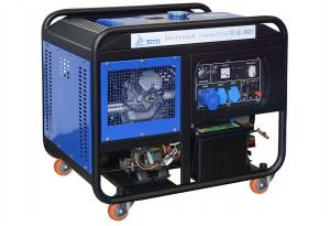 Дизельный генератор ТСС SDG 10000 EH