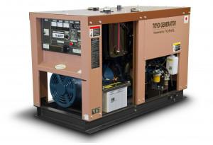 Дизельный генератор Toyo TG-28TPC с АВР