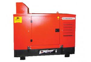 Дизельный генератор Вепрь АДА 20-230 РЛ в кожухе с АВР