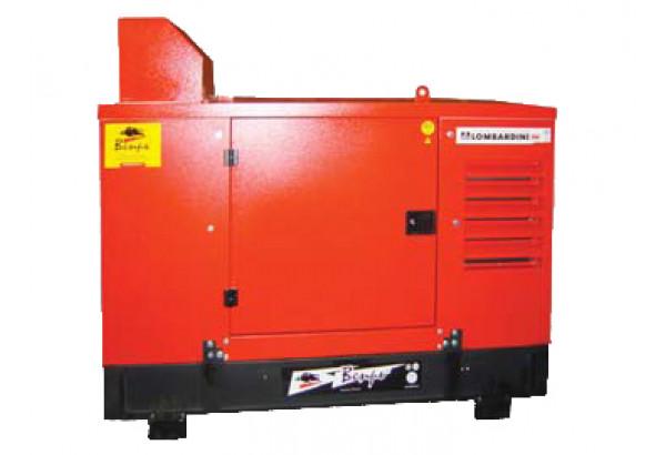 Дизельный генератор Вепрь АДА 20-230 РЛ в кожухе