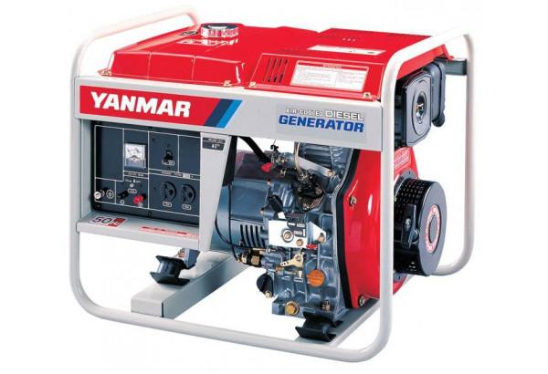 Дизельный генератор Yanmar YDG 5500 N-5EB2 electric