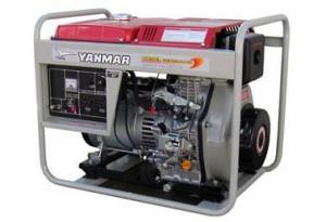 Дизельный генератор Yanmar YDG 6600 TN-5EB2 electric