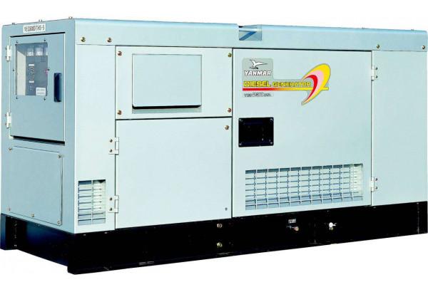 Дизельный генератор Yanmar YEG 300 DTHS-5B