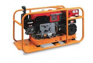 Дизельный генератор Yanmar YTG 10 S-M1