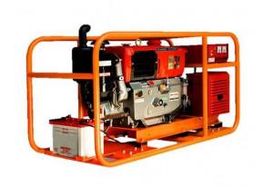 Дизельный генератор Yanmar YTG 12.5 T-E