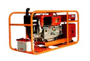 Дизельный генератор Yanmar YTG 15 T-E
