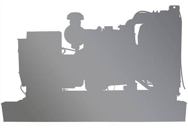 Газовый генератор Energo HGP-380 T5 NG