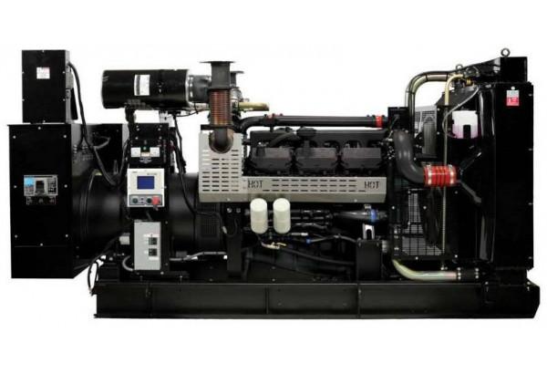 Газовый генератор Generac SG 120 открытый