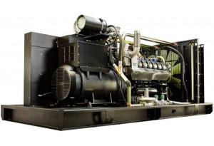 Газовый генератор Pramac GGW350G