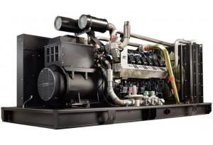Газовый генератор Pramac GGW500G
