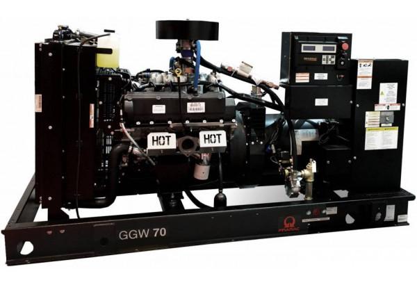 Газовый генератор Pramac GGW70G