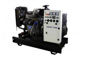 Дизельный генератор 100  кВт, АД100 Стандарт 1-я степень автоматизации (Weifang)