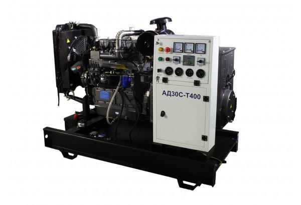 Дизельный генератор АД100 Стандарт 2-я степень автоматизации (Weifang)