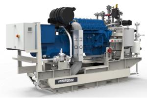 Газопоршневая электростанция POWERLINK GXE100NG