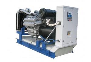 Дизельный генератор АД-250 ЯМЗ 7514.10, 250 кВт