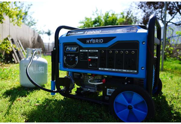 Гибридный генератор — новые возможности