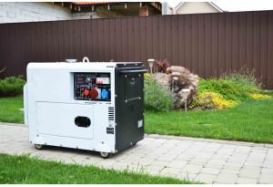 Как выбрать генератор для дачи?