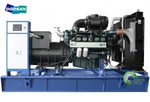 Дизельный генератор АД-450 Doosan DP180LA, 450 кВт