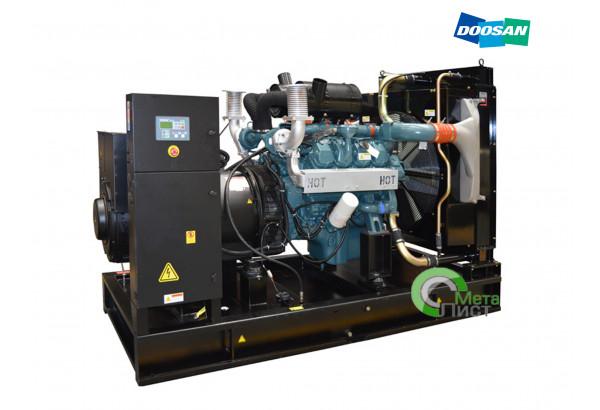 Дизельный генератор АД-420 Doosan DP158LD, 420 кВт
