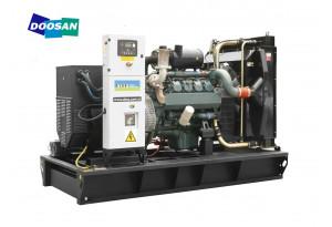 Дизельный генератор AKSA AD-510