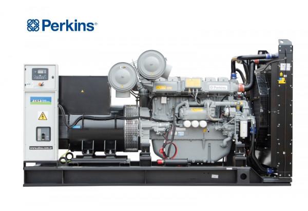 Дизельный генератор AKSA  AP715