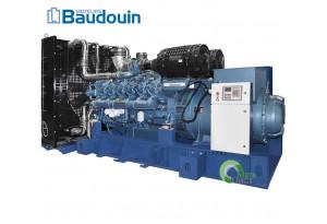 Дизельный генератор АД-800  BAUDOUIN MOTEURS 12М26, 800 кВт