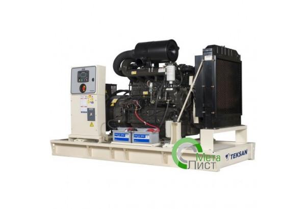 Дизельный генератор Teksan TJ93DW5A, 67 кВт, Doosan D1146