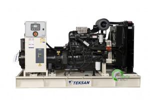 Дизельный генератор Teksan TJ205DW5A, 148 кВт, Doosan P086TI